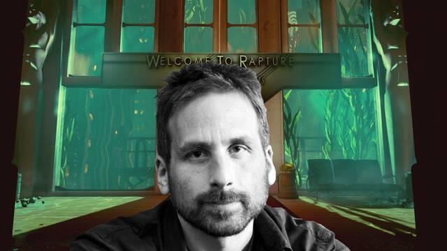 Ken Levine y su próximo juego, que no será BioShock