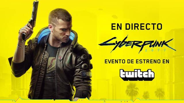 Cyberpunk 2077 directo Night City Wire