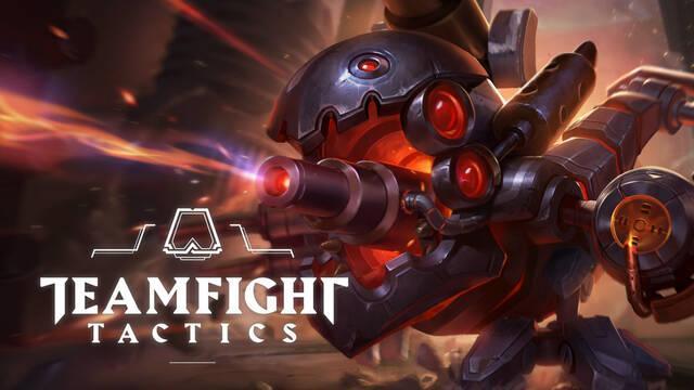 Teamfight Tactics v10.13: Nueva galaxia Estrella binaria y mejora de Máquina de guerra