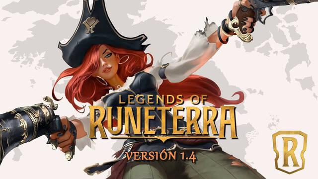 Legends of Runeterra estrena la Temporada de la Fortuna y el modo enfrentamientos