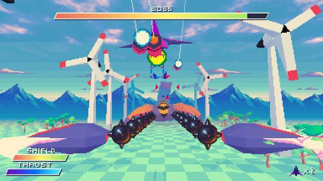 Ex-Zodiac, un juego inspirado en Star Fox