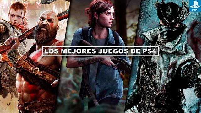 Los mejores juegos de PS4 - TOP 20