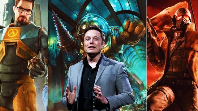 Elon Musk y sus juegos favoritos tienen algo en común