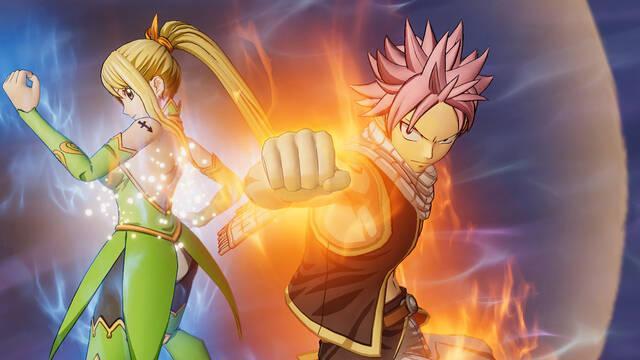 Fairy Tail y su magia