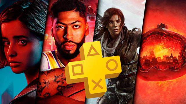 PS Plus julio 2020 gratis NBA 2K20 y Rise of the Tomb Raider, Erica y Nubla 2