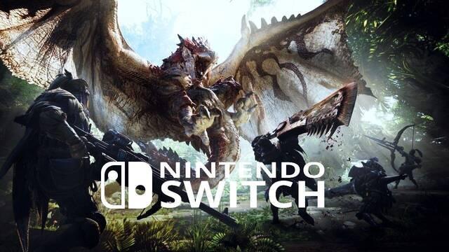 Un nuevo juego de Monster Hunter podría llegar a Switch