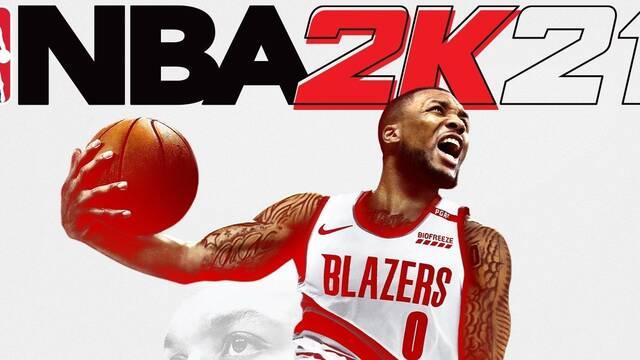 NBA 2K21 damial lillard