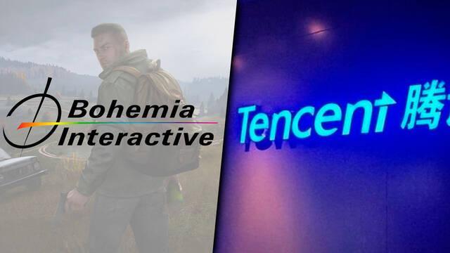 Tencent compra Bohemia Interactive