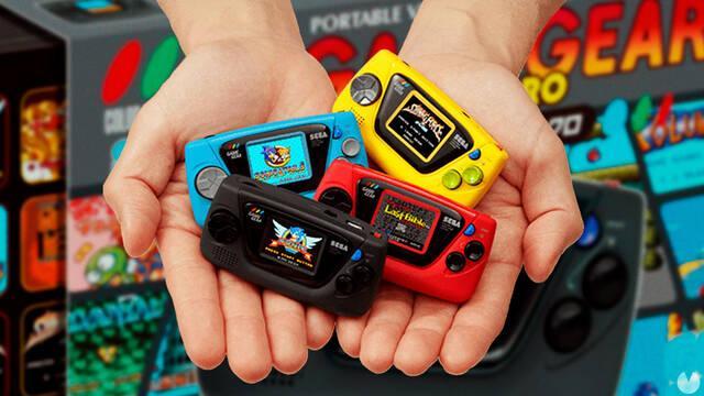 Game Gear Micro de Sega anunciada para Japón