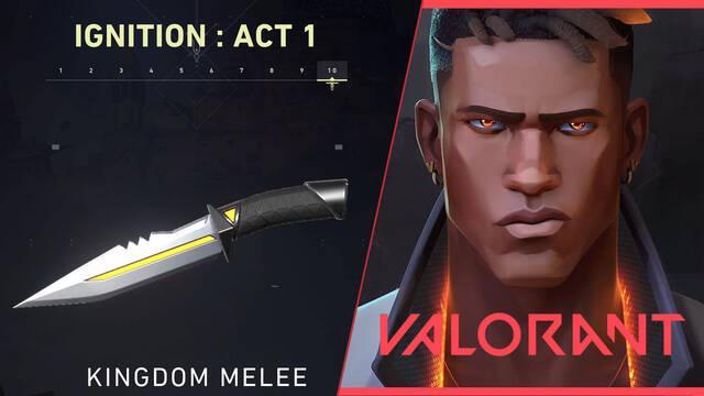 Valorant presenta su Pase de Batalla: Ignición y esto es todo lo que incluye