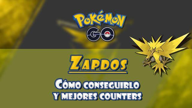 Cómo capturar a Zapdos en Pokémon Go: Consejos y mejores counters