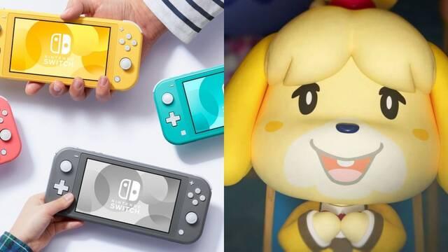 Ventas japonesas: una semana más Animal Crossing: New Horizons y Switch son los más vendidos.