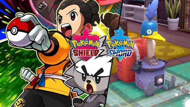 Pokémon Espada y Escudo: Nuevas funciones que llegarán con el Pase de Expansión