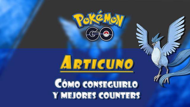 Cómo capturar a Articuno en Pokémon Go: Consejos y mejores counters