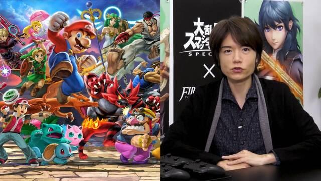 Así evita Sakurai los falsos rumores de Super Smash. Bros Ultimate.