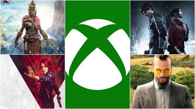 Ofertas semanales en Xbox One.