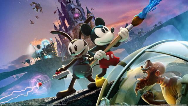 Nuevos rumores indican que Epic Mickey podría volver a los videojuegos.