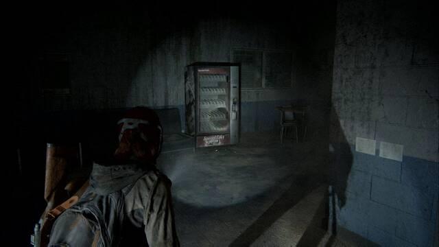 Código de la puerta en Los túneles en The Last of Us 2