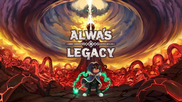 Alwa's Legacy se estrenará en PC el 17 de junio.