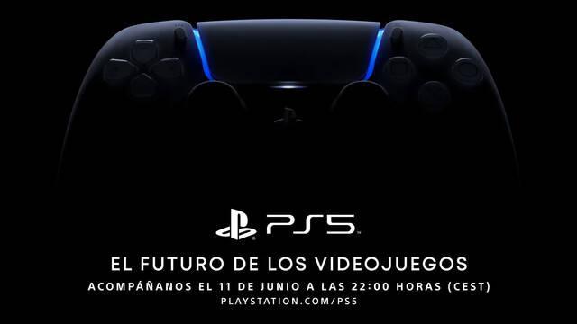Presentación PS5 11 de junio
