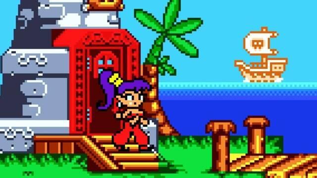 Shantae y un posible remake del juego original