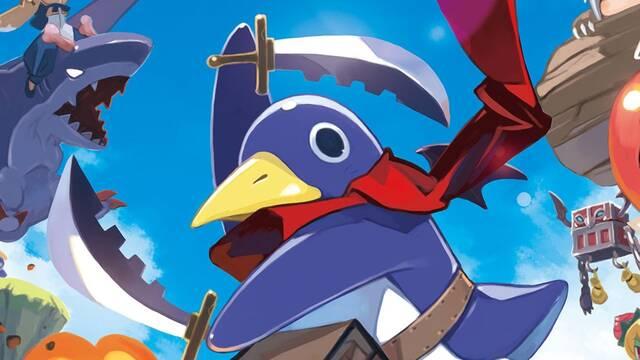 Prinny 1 2: Exploded and Reloaded se lanzará en Switch el 16 de octubre.