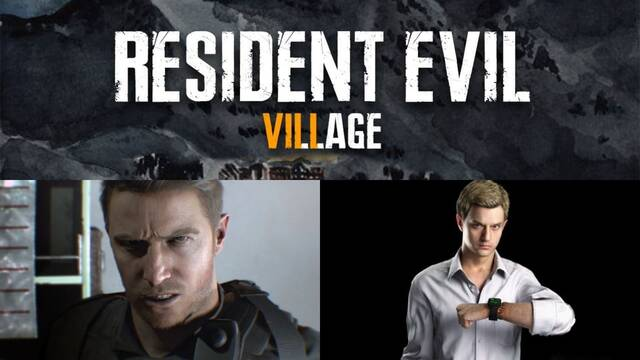Más filtraciones de Resident Evil 8: tendrá tres personajes jugables.