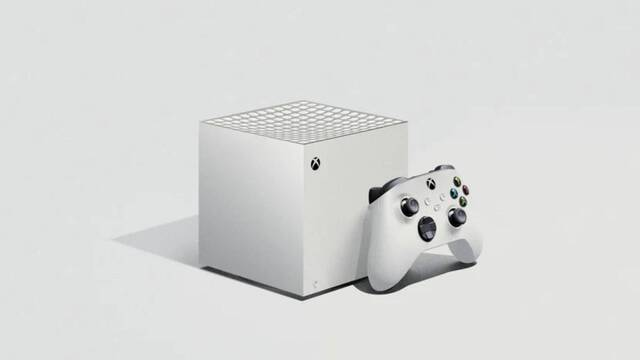 Xbox Series S Evento junio