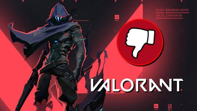Valorant recibe 'Review Bombing' en Metacritic: