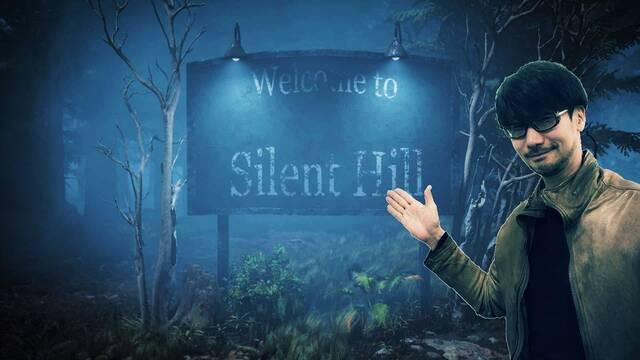 Hideo Kojima y el críptico mensaje de Silent Hill