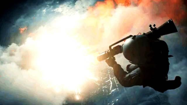 Battlefield 2042 y la escena del bazooka