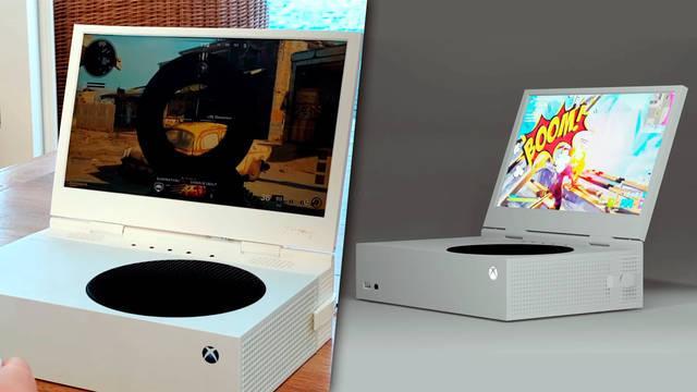 xScreen: Un Kickstarter quiere financiar una pantalla portátil para Xbox Series S