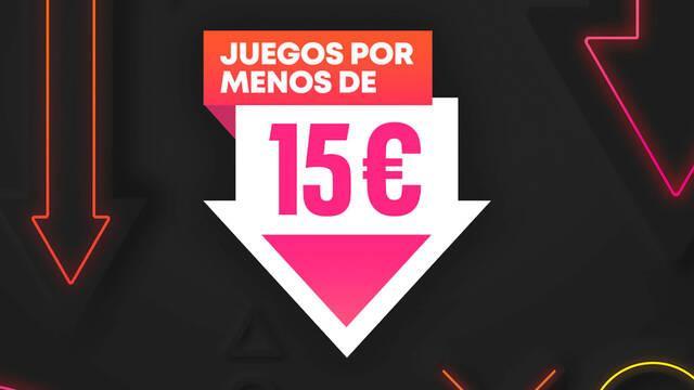 Nuevas ofertas en PS Store: Juegos de PS4 por menos de 15 euros