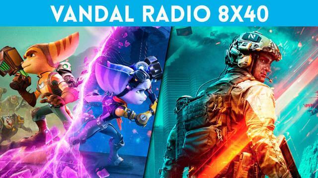 Vandal Radio 8x40
