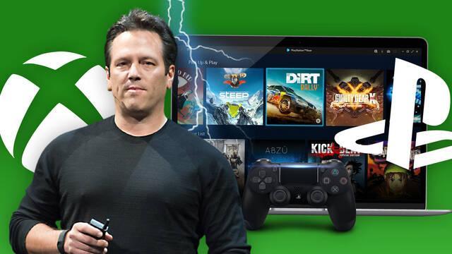 Phil Spencer, jefe de Xbox, critica a PlayStation por su estrategia en PC.