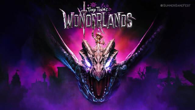 Anunciado Tiny Tina's Wonderlands, un spin-off de Borderlands que llegará en 2022.