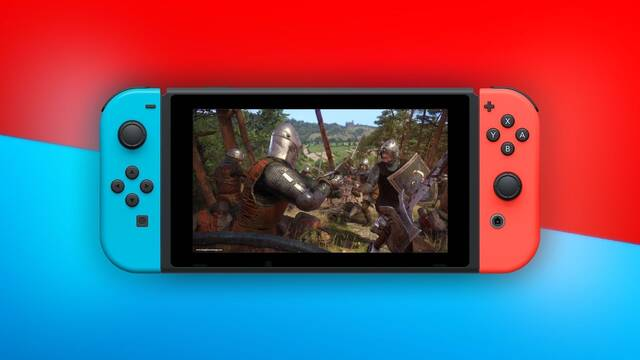 Nintendo Switch Kingdom Come Deliverance