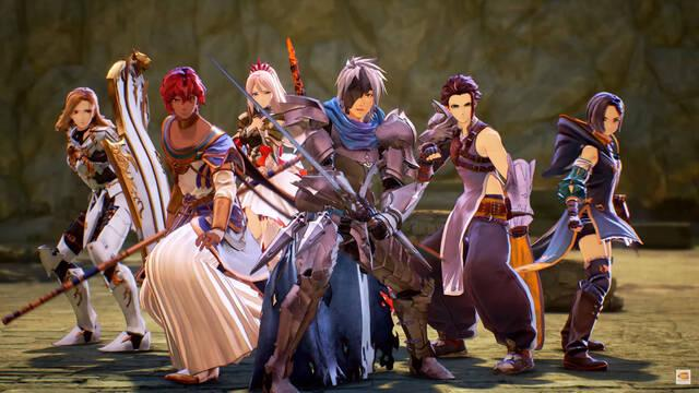 Tales of Arise tráiler Summer Game Fest