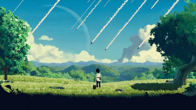 Planet of Lana puzles y plataformas para Xbox y PC