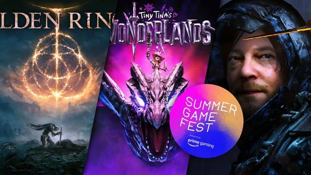Resumen de Summer Game Fest Kickoff Live! 2021.