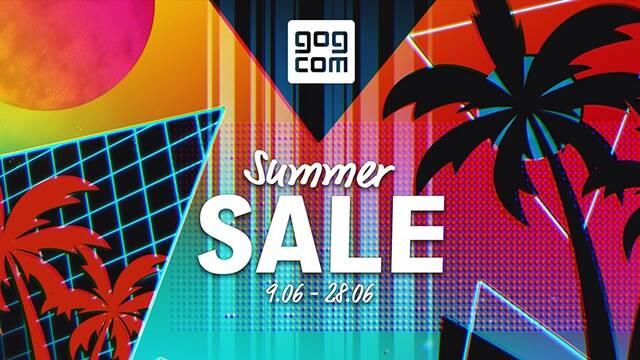 Ofertas de verano de GOG