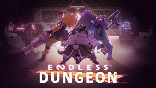 Endless Dungeon, el roguelite presentado en el Summer Game Fest, revela su primer gameplay