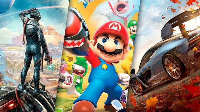 Filtración E3 2021: Se filtran Mario + Rabbids Sparks of Hope, The Outer Worlds 2 y más