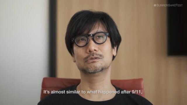 Hideo Kojima proceso creativo Summer Game Fest 11S coronavirus