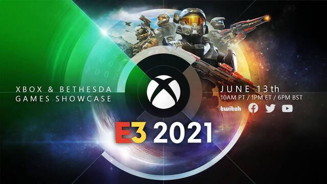 E3 2021: La conferencia de Xbox durará 90 minutos y contará con subtítulos en español.
