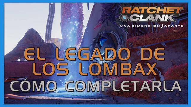 El legado de los lombax en Ratchet & Clank: Una dimensión aparte al 100%