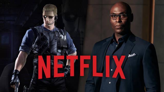La serie de acción real de Resident Evil en Netflix presenta a su elenco de actores.