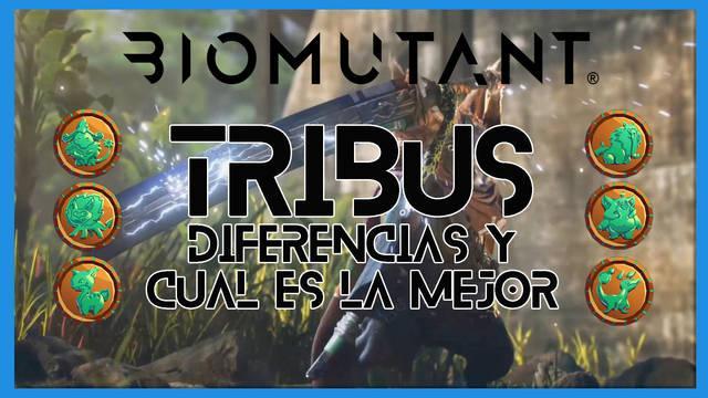 Biomutant: ¿cuál es la mejor tribu para unirte?
