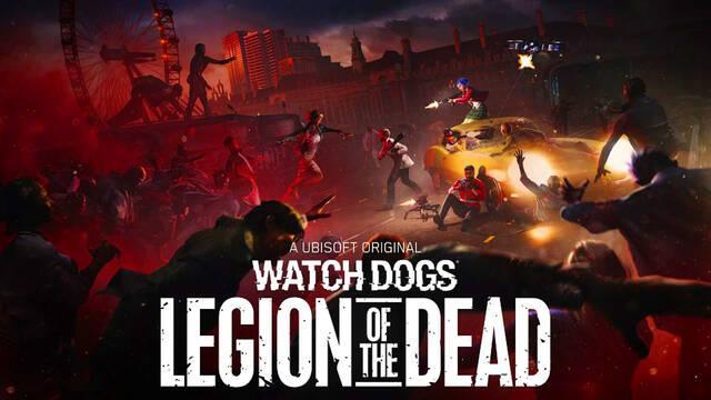 La versión alfa de Watch Dogs: Legion of the Dead llega hoy exclusivamente a PC.