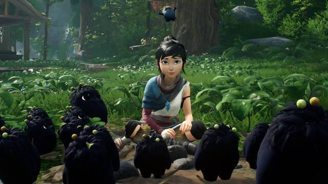 Kena: Bridge of Spirits encandila en este gameplay comentado y con nuevas imágenes.